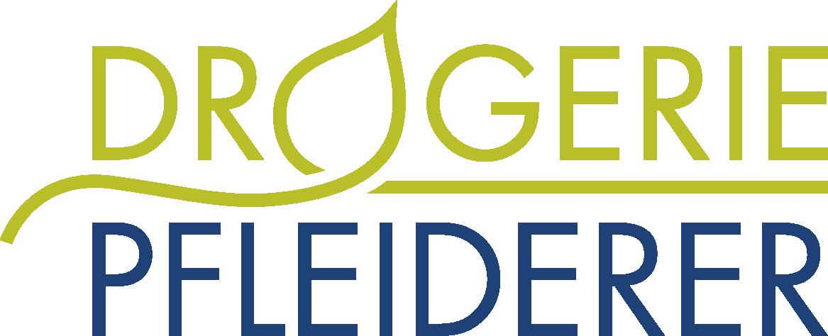 Drogerie Pfleiderer Onlineshop-Logo